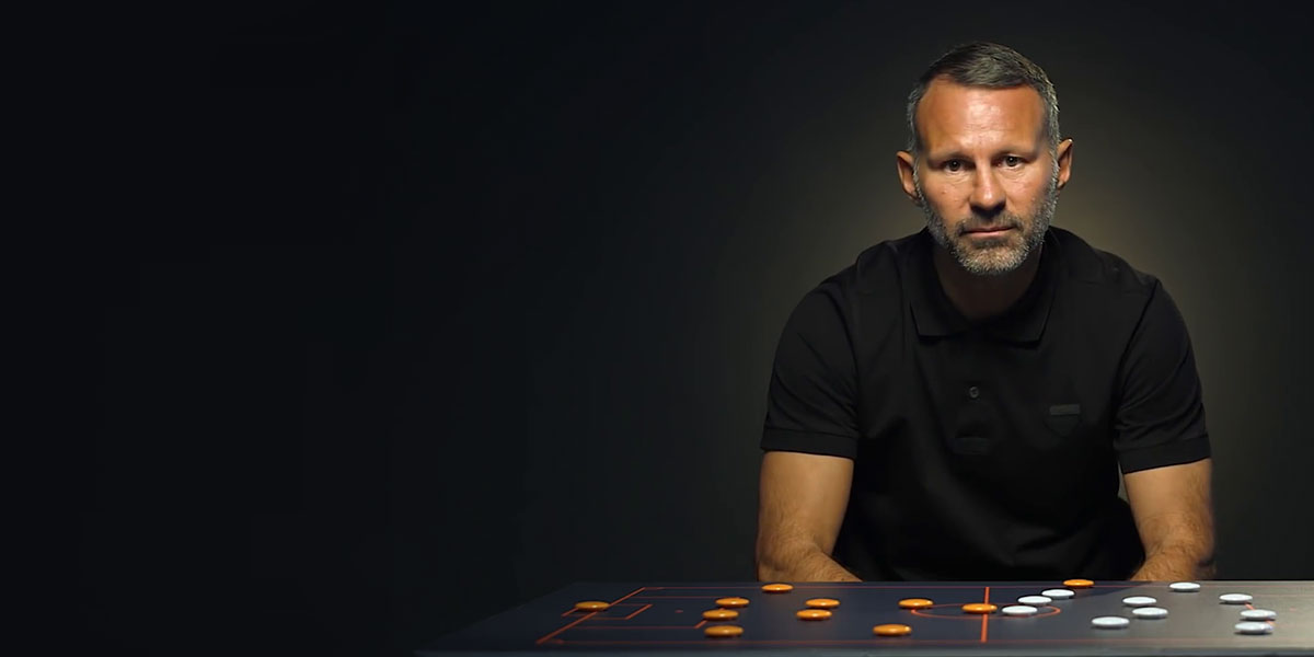 Ryan Giggs: Winning the Premier League and Champions League with Manchester United