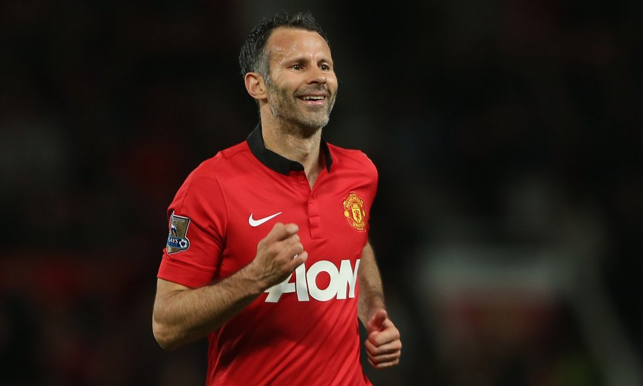 The Giggs Story: 2011 to 2014 | Ryan Giggs | Manchester ...Ryan Giggs 2013 2014