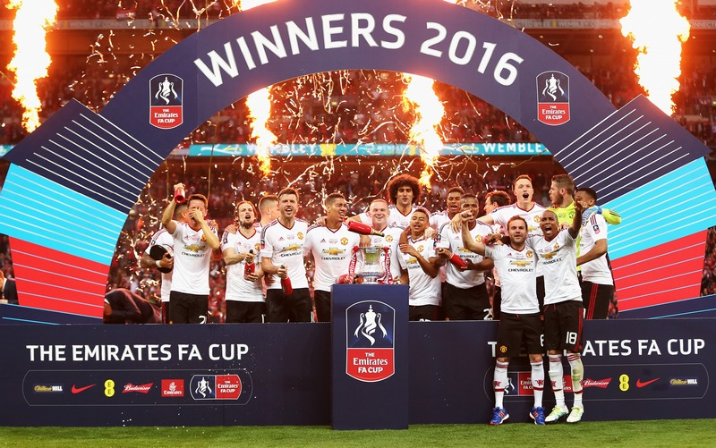 Chris Smalling: Manchester United can use FA Cup spirit in