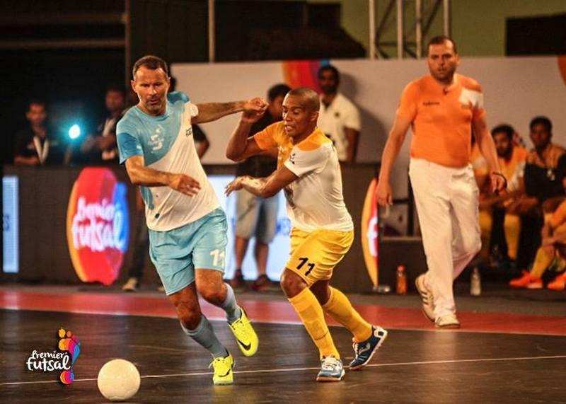Photo credit: Premier Futsal