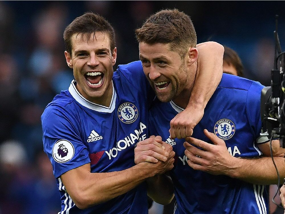 Azpilicueta, Cahill, and David Luiz have proved the most obdurate of defences