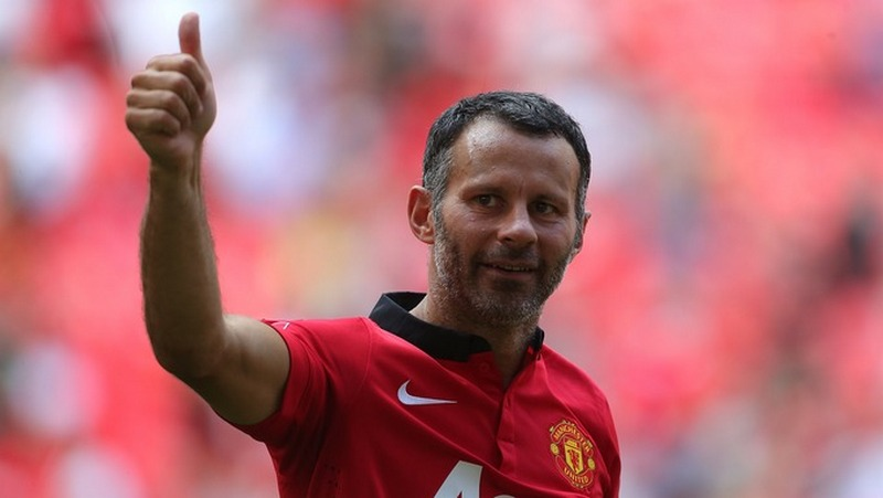 Ryan Giggs has departed Old Trafford. (Photo: PA)