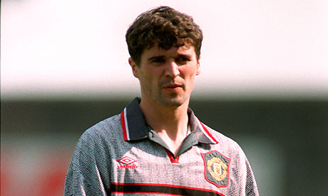 Ryan Giggs says Manchester United felt 'invincible' with Roy Keane in the side.